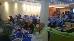 Diners Club, Greek Night