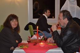 Diners Club, Valentine's Day