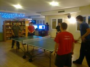 Ping Pong, The Lighthouse Community Centre