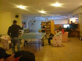 Ping Pong Tournament, 25-02-2012