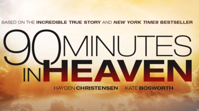 Movie Night: 90 Minutes in Heaven